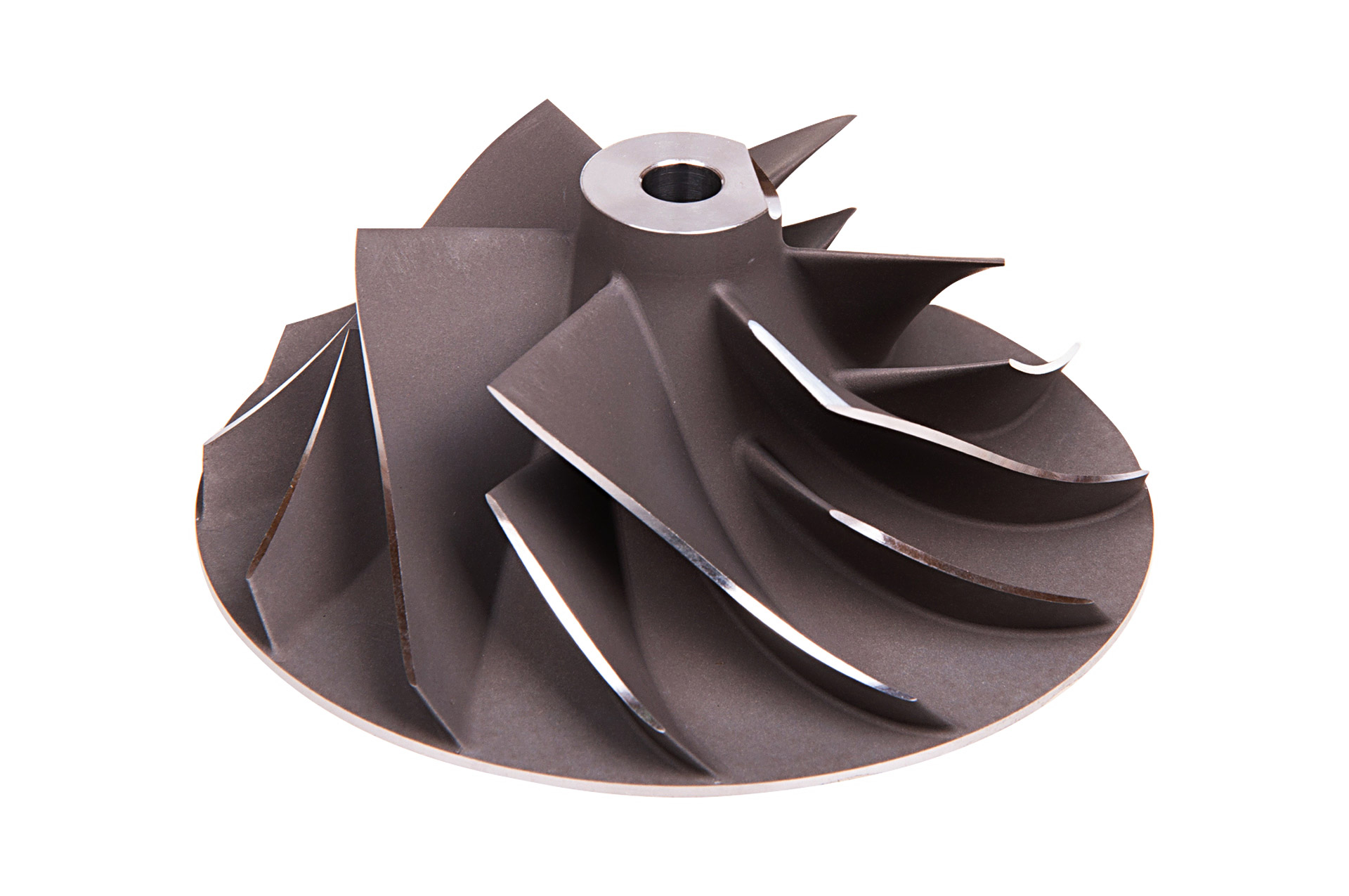Крыльчатки турбины