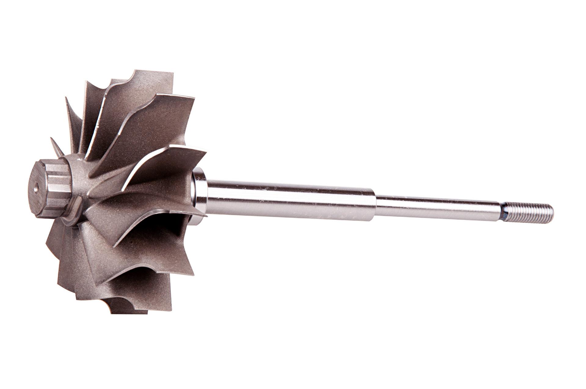 Роторы турбины