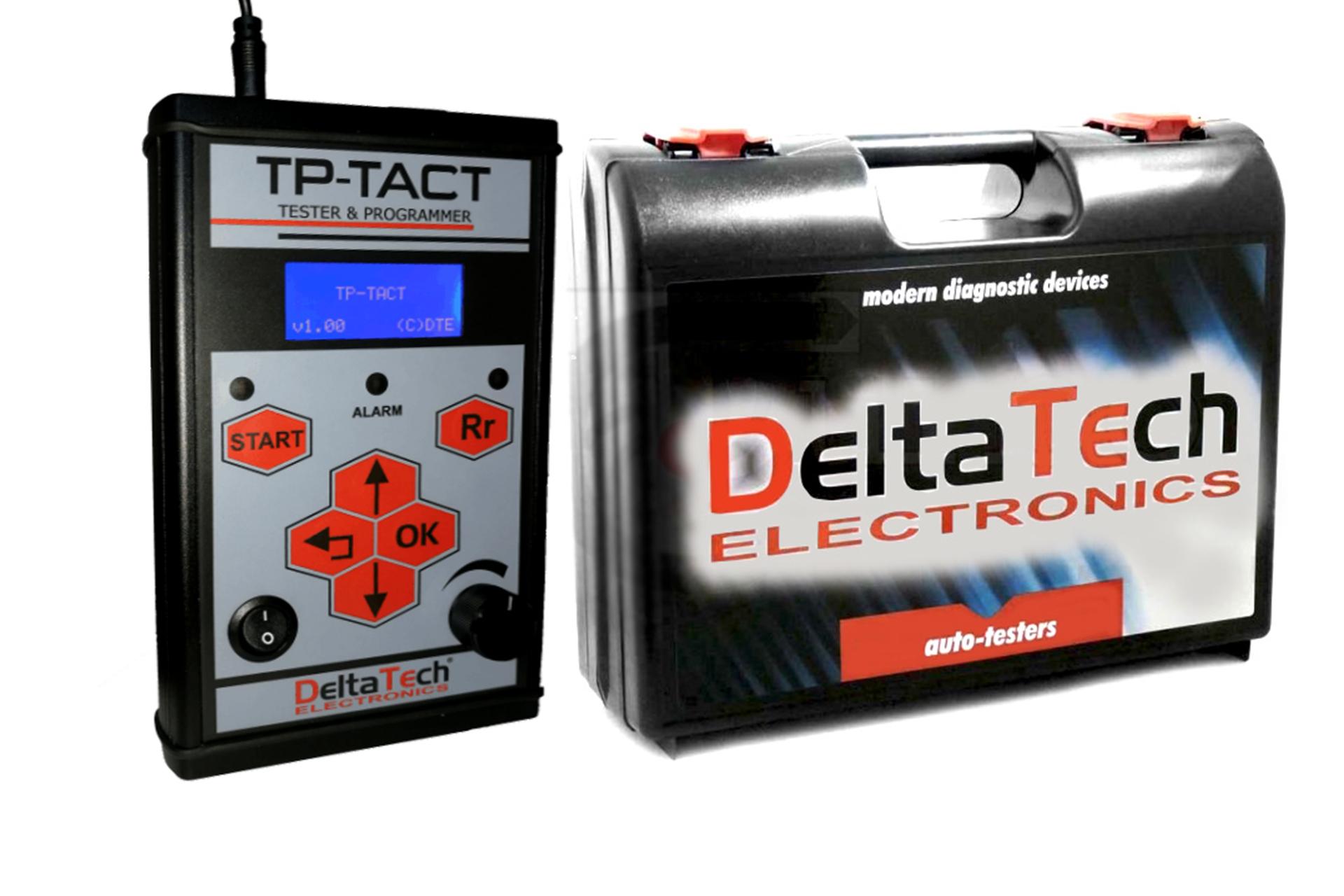 TP-TACT тестер электронных актуаторов